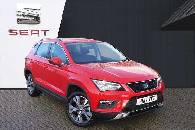 SEAT Ateca SUV 1.4 EcoTSI (150ps) SE Technology 5-Door