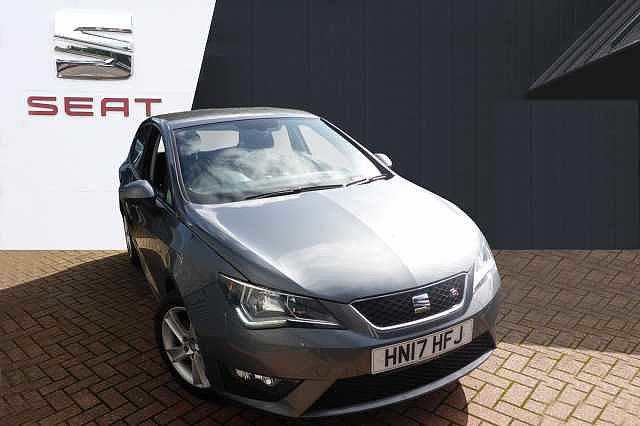 SEAT Ibiza 1.2 TSI (110ps) FR Technology 5-Door