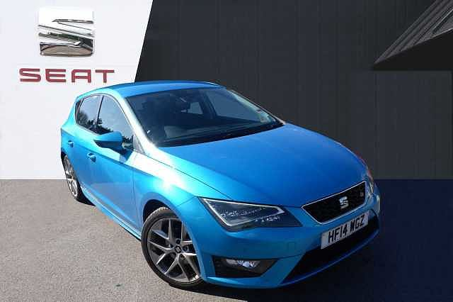 SEAT New Leon 1.4 TSI FR Hatchback 5-Door