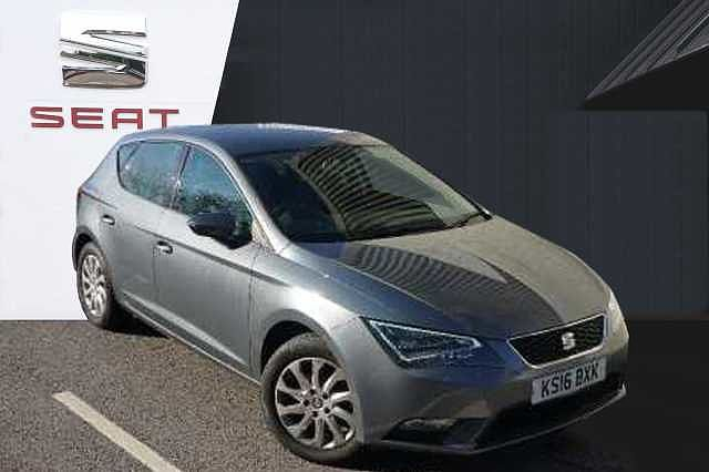 SEAT New Leon 1.6 TDI SE DSG (110PS) Hatchback 5-Door