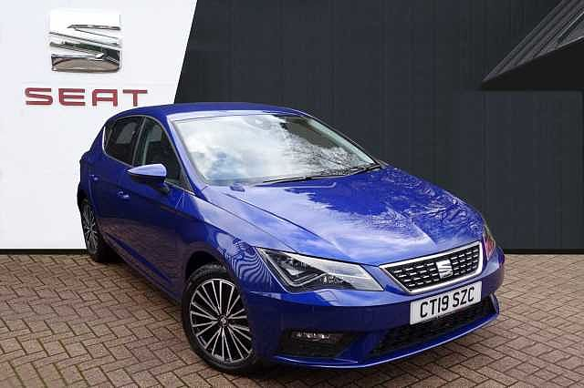 SEAT Leon 5dr 2.0 TSI (190ps) XCELLENCE Lux DSG